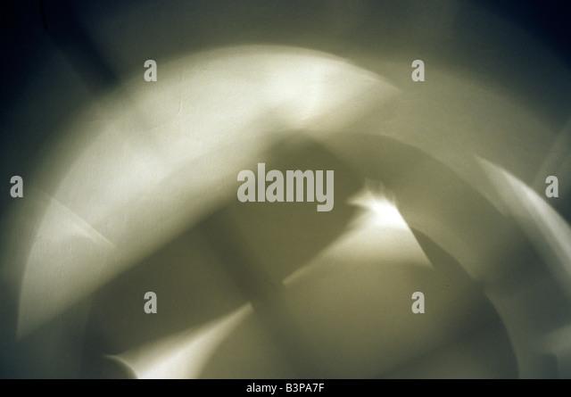 Abstrakten Strahlen, full-frame Stockbild
