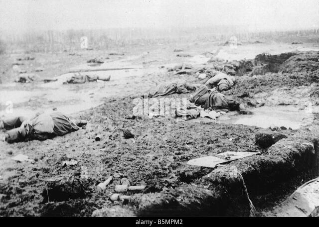 9 1916 3 18 Truppen A1 4 E Schlacht des ersten Weltkrieges östlichen Front Niederlage des russischen Postawy Stockbild