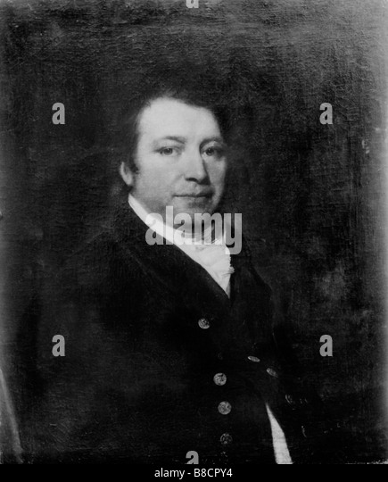 Mannes, Montreal, Quebec, ca. 1800 s Bild Stockbild