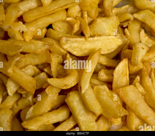 """""""Junk Food"""" chips """"Tasche von Chips"""" Stockbild"""