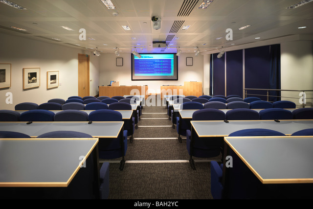DEUTSCHE BANK, CAREY JONES ARCHITECTS, LONDON, VEREINIGTES KÖNIGREICH Stockbild
