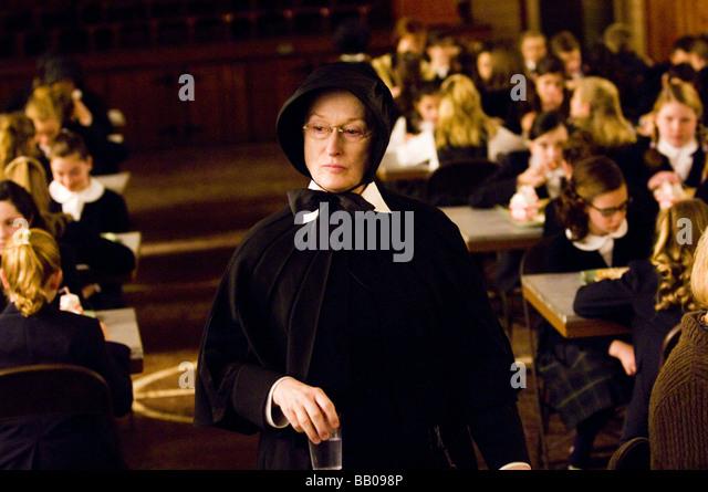 Zweifelsfall Année: 2009 Réalisateur: John Patrick Shanley Meryl Streep Stockbild