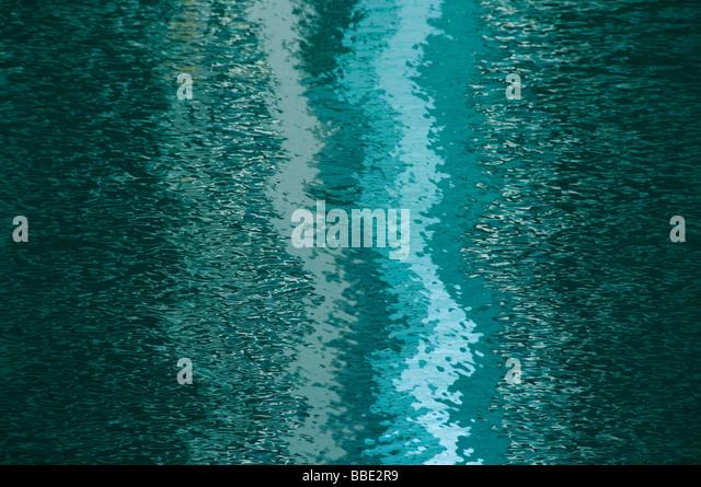 Abstrakte Wasser Muster Stockbild