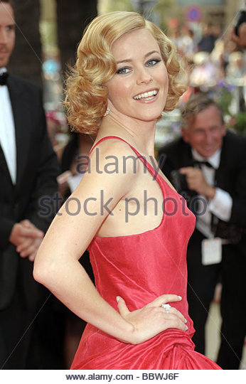 Elizabeth Banks, Cannes 2009, 62. Filmfestspiele von cannes Stockbild