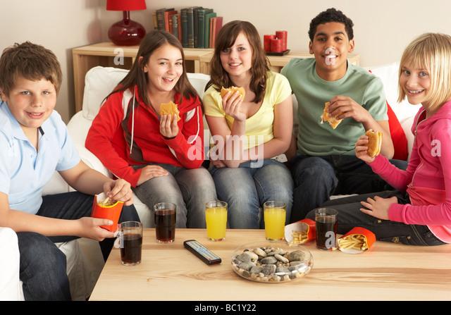 junk food stockfotos junk food bilder alamy. Black Bedroom Furniture Sets. Home Design Ideas