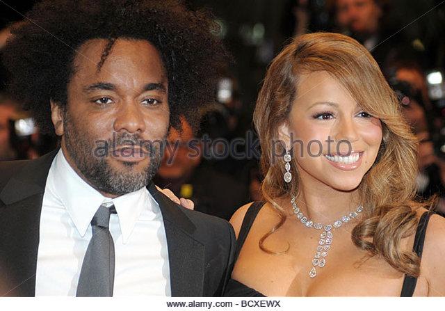 Mariah Carey, Lee Daniels, Cannes 2009, 62. Filmfestspiele von Cannes Stockbild