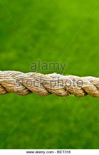 Seil Stockbild