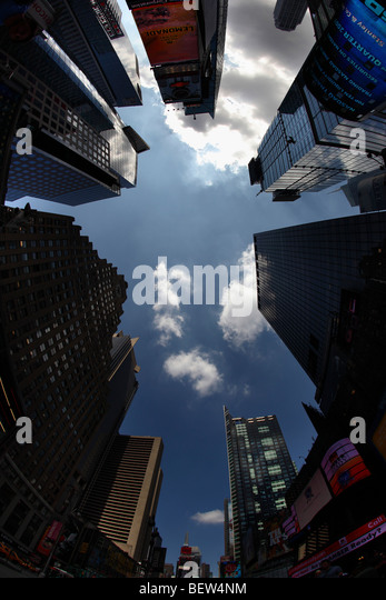 New York - Times Square Stockbild