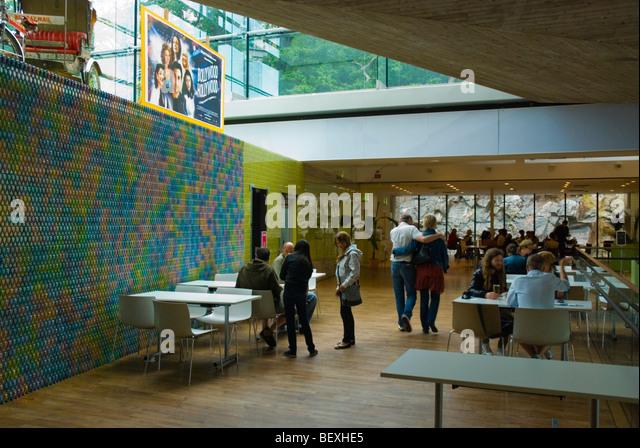 VÄRLDSKULTURMUSEET das Museum der Weltkulturen in Göteborg Schweden Europa Stockbild