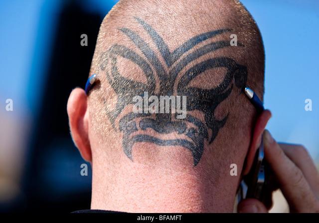 Tattoo Stockbild