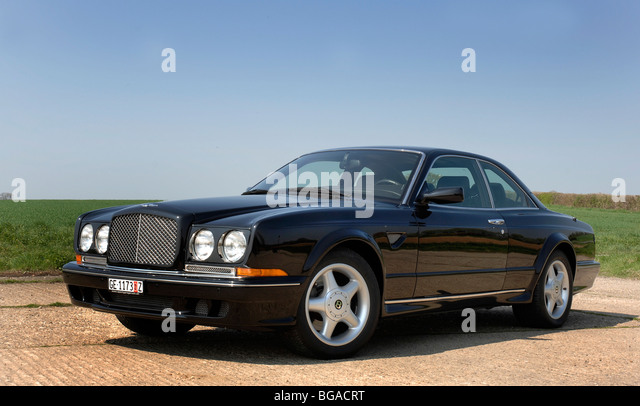 2001 Bentley Continental T Stockbild