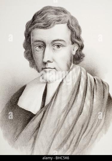 Donald Cargill 1619-1681. Schottischen Covenanter. Stockbild