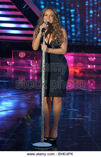 Mariah Carey, Xfactor Stockbild