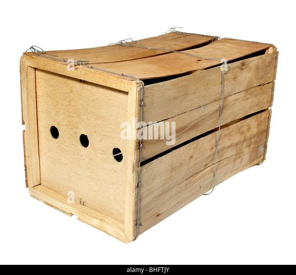 Kiste zu produzieren Stockbild