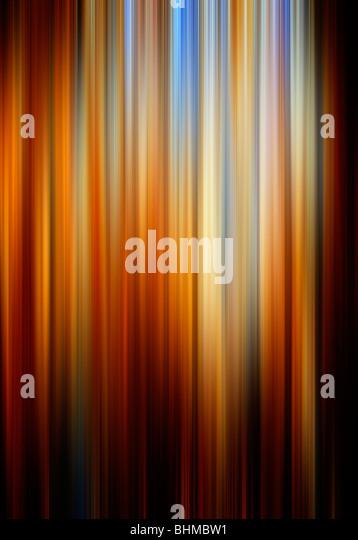 abstrakte Farben Hintergrund mit Linien und Bewegung Stockbild