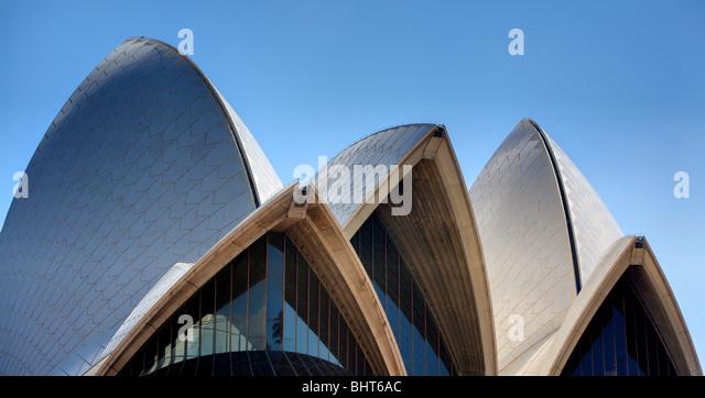Sydney Opera House Australien Stockbild
