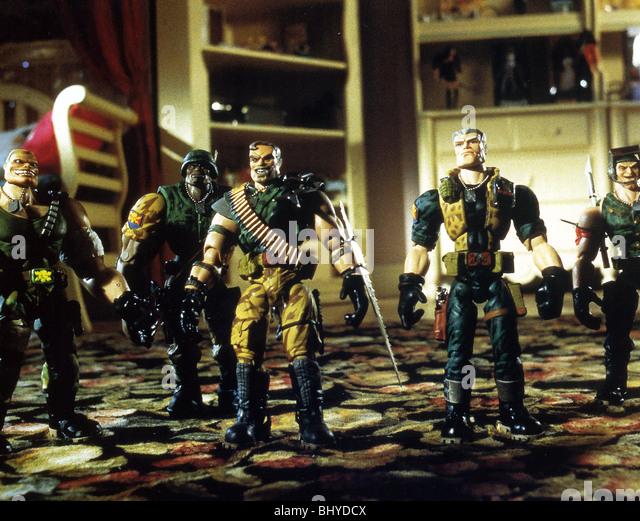 Spielzeug - 1992 TCF film Stockbild