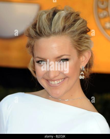 KATE HUDSON - US-Schauspielerin im Februar 2010 Stockbild