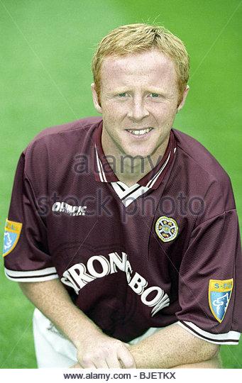 Saison 1997/1998 Herzen Stephen Frail. Stockbild