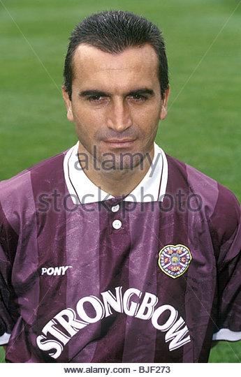 1997/1998 Herzen Pascal Bruno Stockbild