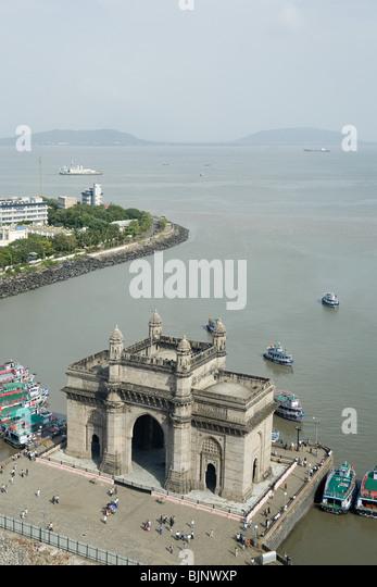 Das Gateway of india Stockbild