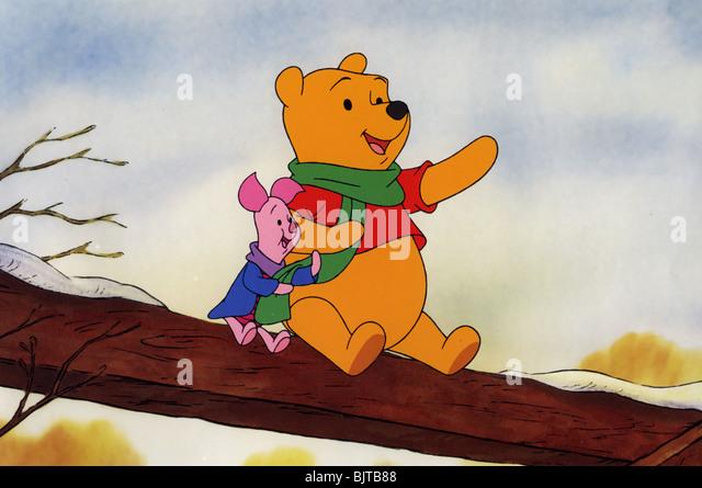 FERKELS großes Film - 2003 Buena Vista/Walt Disney cartoon Stockbild