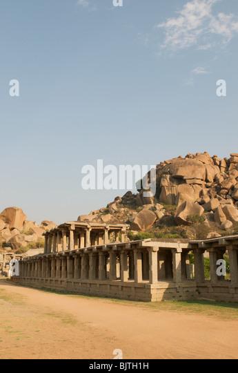 Antike Ruinen Stockbild