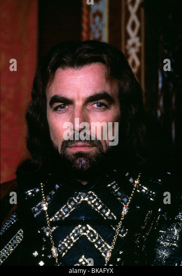 CHRISTOPHER COLUMBUS-DER ENTDECKUNG TOM SELLECK CCD-014 Stockbild