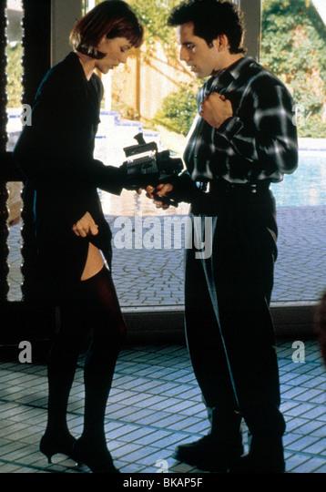 FLIRTING WITH DISASTER (1996) TEA LEONI, BEN STILLER FWD 016 Stockbild