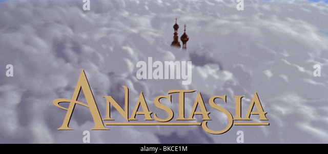 ANASTASIA-1997 Stockbild