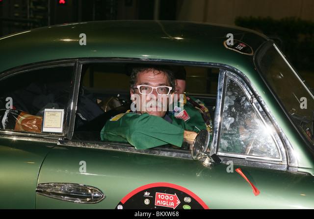 "1000 Meilen 2010, Rom. ""Aston Martin"" DB2 Vantage 1952 Amenduni M. Vicari F. Stockbild"