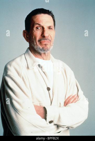 LEONARD NIMOY ALTEN MYSTERIEN (1996) Stockbild
