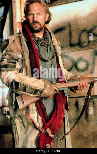 KEVIN COSTNER POSTMAN (1997) Stockbild