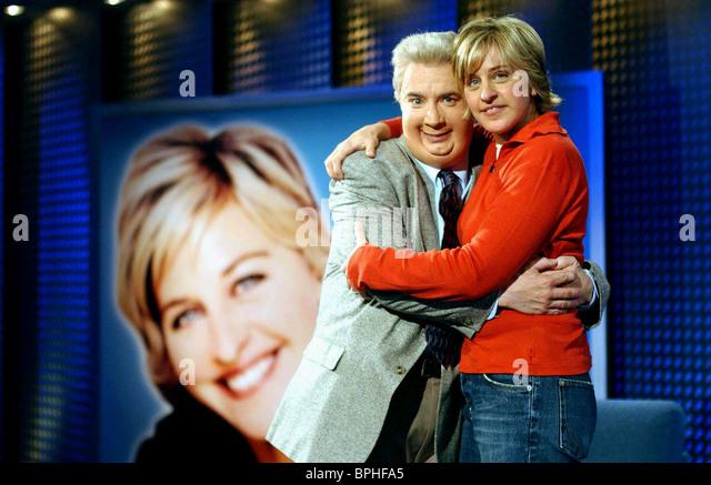 MARTIN SHORT & ELLEN DEGENERES PRIMETIME GLICK (2001) Stockbild