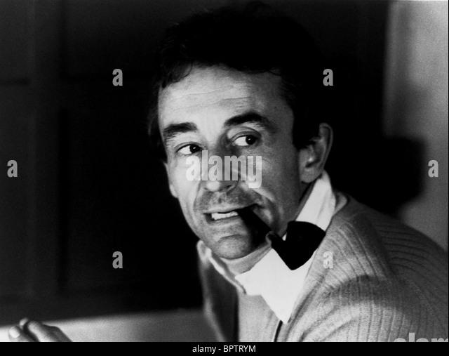 REGISSEUR LOUIS MALLE (1983) Stockbild