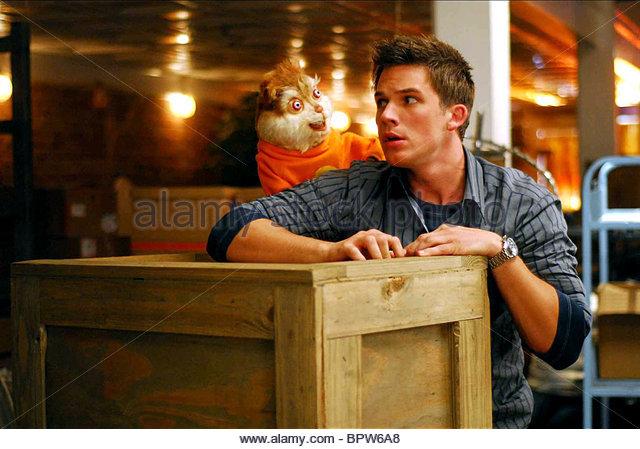 MATT LANTER DISASTER MOVIE (2008) Stockbild