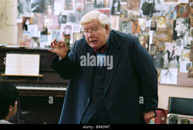 RICHARD GRIFFITHS DIE HISTORY BOYS (2006) Stockbild