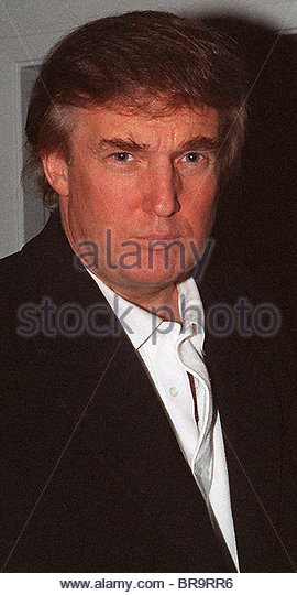 Donald Trump Aspen Colorado USA Stockbild