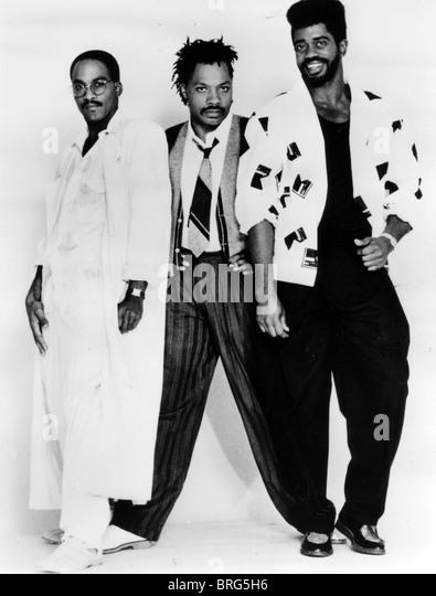 CAMEO-Promo-Foto der US-Funk Music group Stockbild