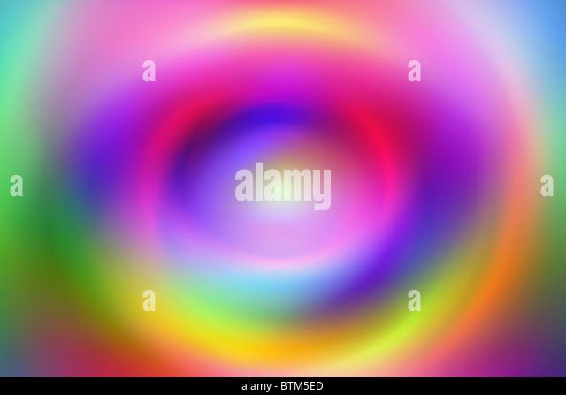 Abstrakte farbige Hintergrund oder Hintergrund Stockbild