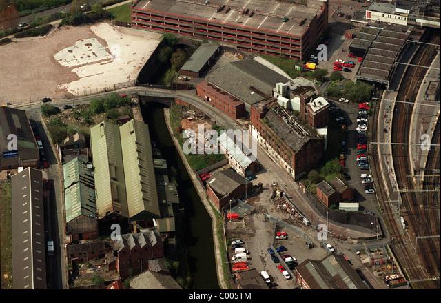 Wolverhampton Vereinigtes Königreich : aerial view horseley fields wolverhampton stockfotos ~ Watch28wear.com Haus und Dekorationen