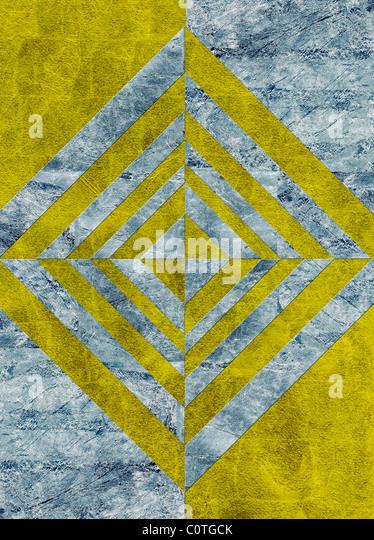 Hintergründe der Diamant-Muster Stockbild
