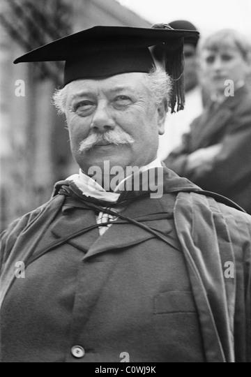Vintage Foto ca. 1910er Jahre der amerikanischen bürgerlichen Führer, Politiker und Pädagoge Seth Stockbild