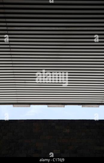Architektonisches detail Stockbild