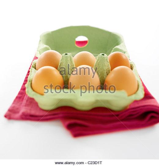 Eiern Stockbild