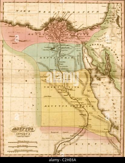 Alten Ägypten Stockbild