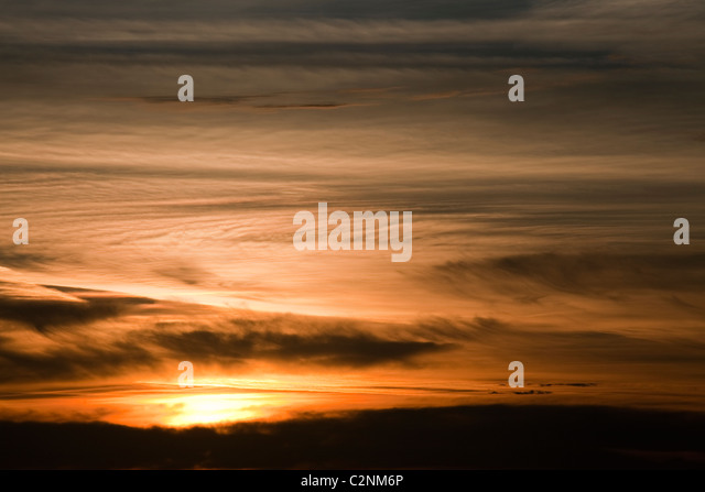 Sunrise. Stockbild