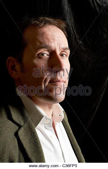 Ben Miller, Schauspieler Regisseur und einmali an The Oxford literarische Festival 2011 in Christchurch, Oxford Stockbild