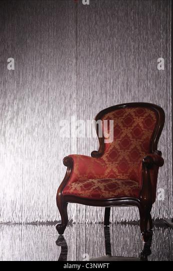 Foto von klassischer Sessel Stockbild