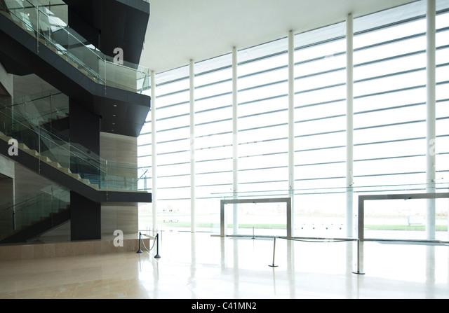 Lobby Stockbild